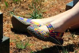 sandalias de colores, sandalias verano, sandalias caminar
