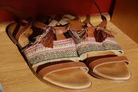 sandalias planas, sandalias de moda plataforma, sandalias tacón