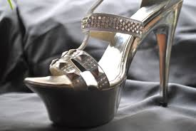 sandalias de plataforma plateadas, sandalias fiesta, sandalias plateadas, sandalias tacón