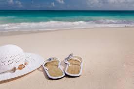 sandalias placha, chanclas playa, verano